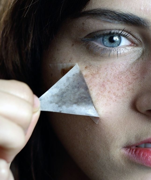 This Woman Is Trying To Make Fake Freckles The Next Big ...