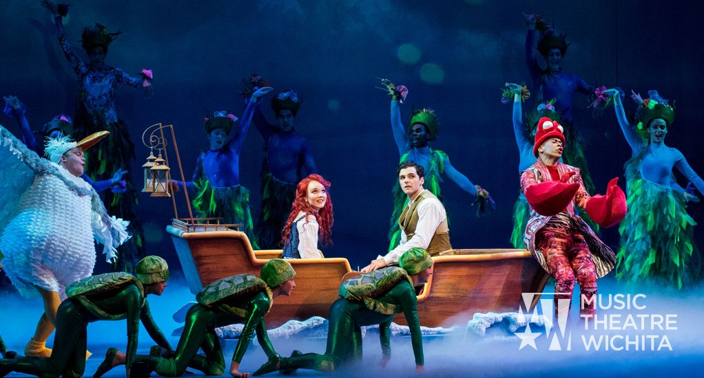 The Little Mermaid (Disney's)   The little mermaid musical, Little ...