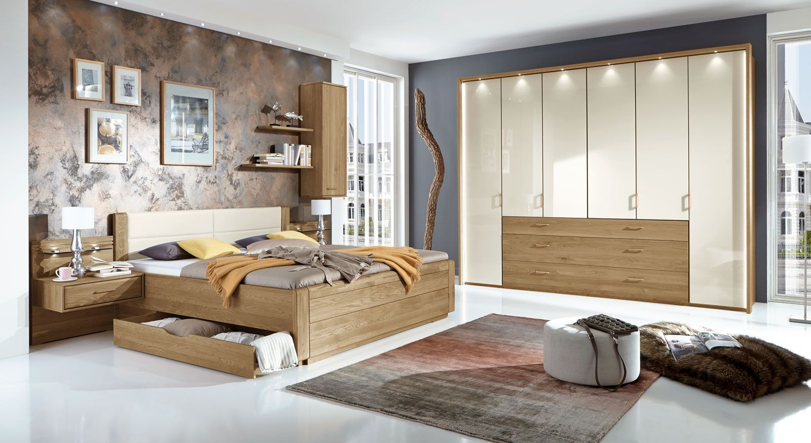 Schrankbett Ludwig Moderne Schlafzimmer Holz Car And Home In 2019 Bedroom Room