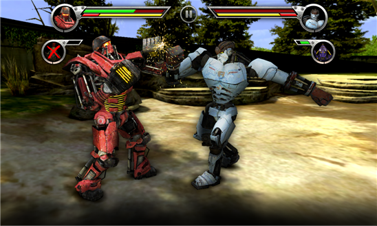 Official Real Steel Game - http://mobilephoneadvise.com/official-real-steel-game
