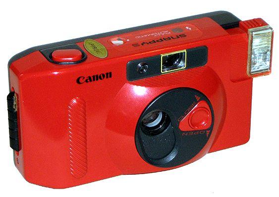 Canon Spanny S Had this film Camera Film camera