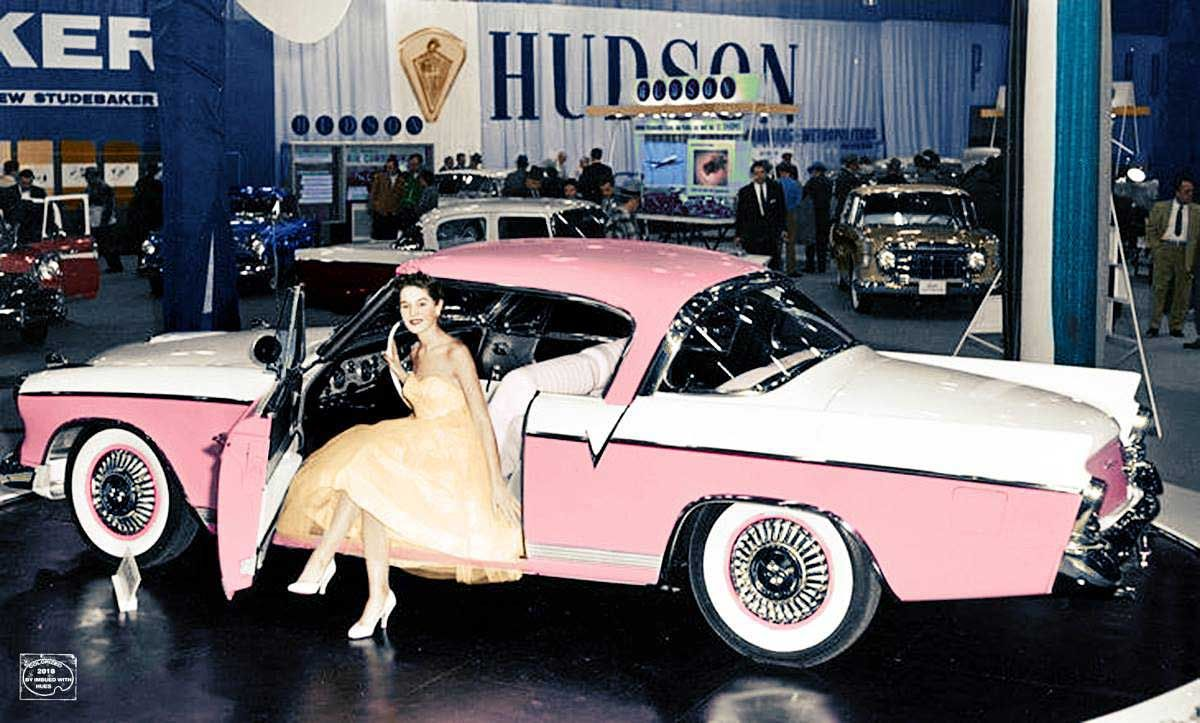 Pastel 1956 Studebaker Hawk | The Old Motor | Vintage Cars ...