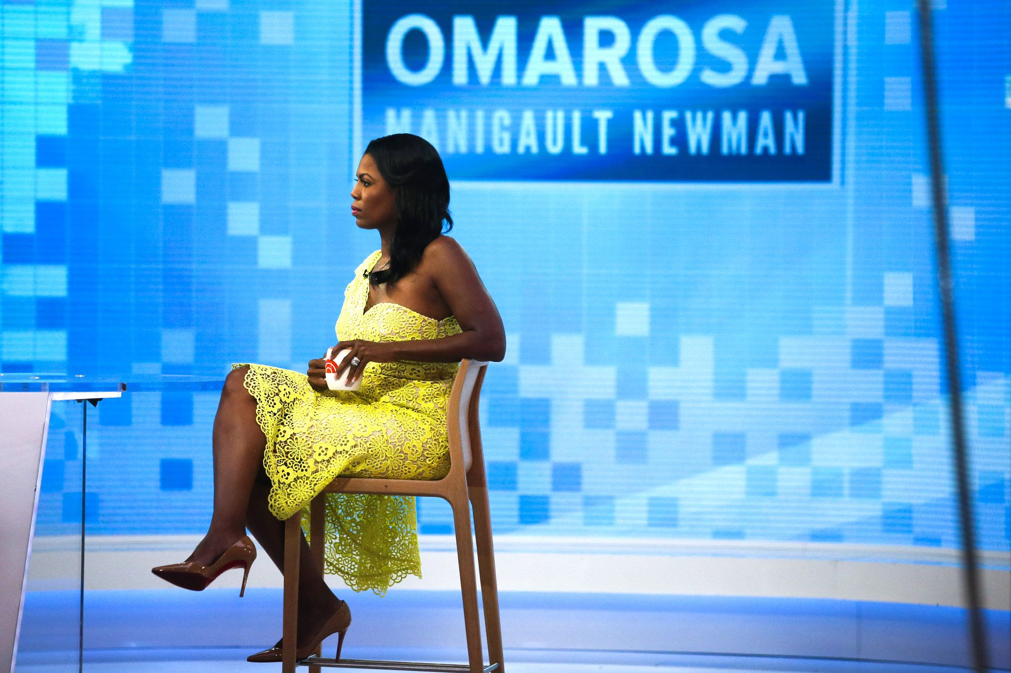 Trump Calls Omarosa Manigault Newman That Dog in His Latest Insult