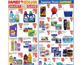 Family Dollar Coupon Deals Week Of 6 14 Family Dollar Coupons Family Dollar Coupon Deals