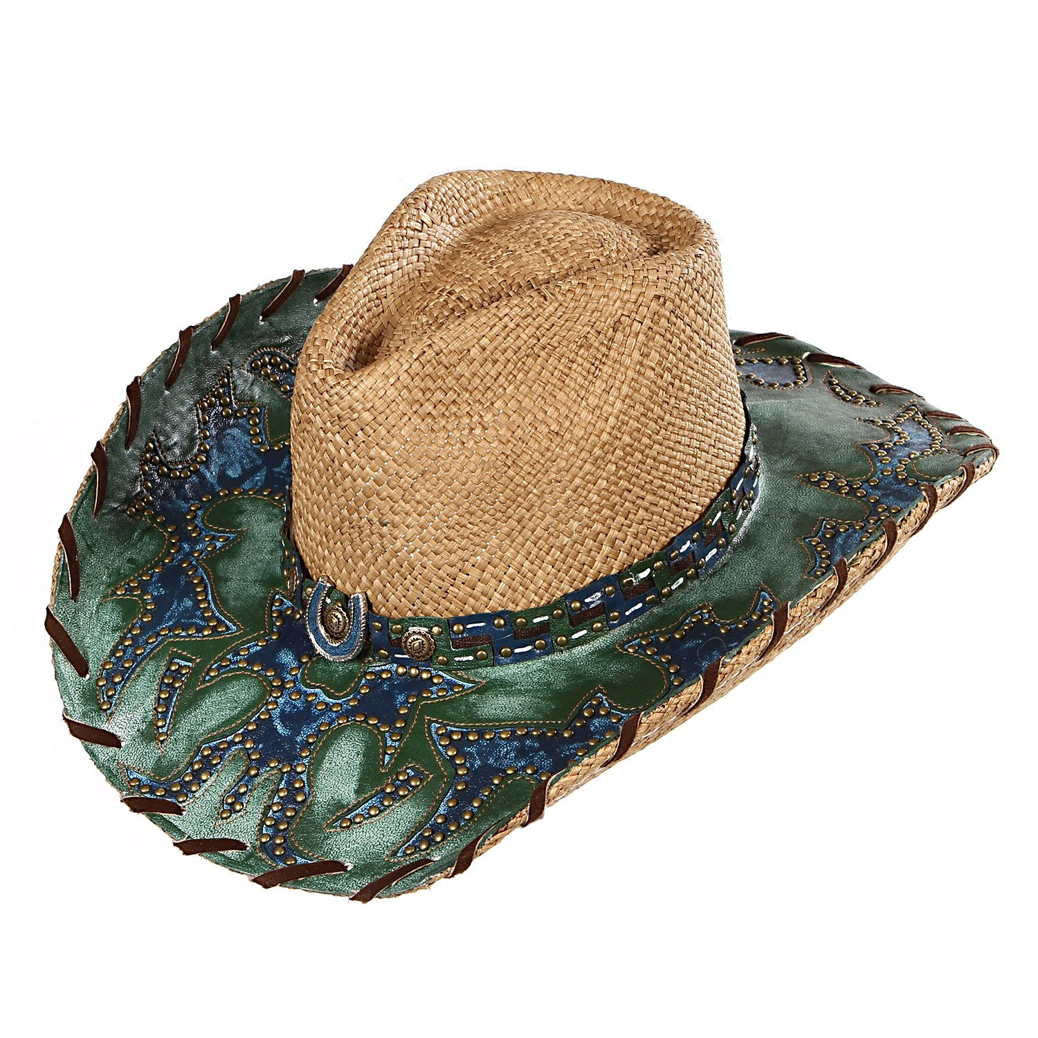 7567324a26c0d Bullhide Wind of Change Straw Cowgirl Hat - Cowgirl Delight
