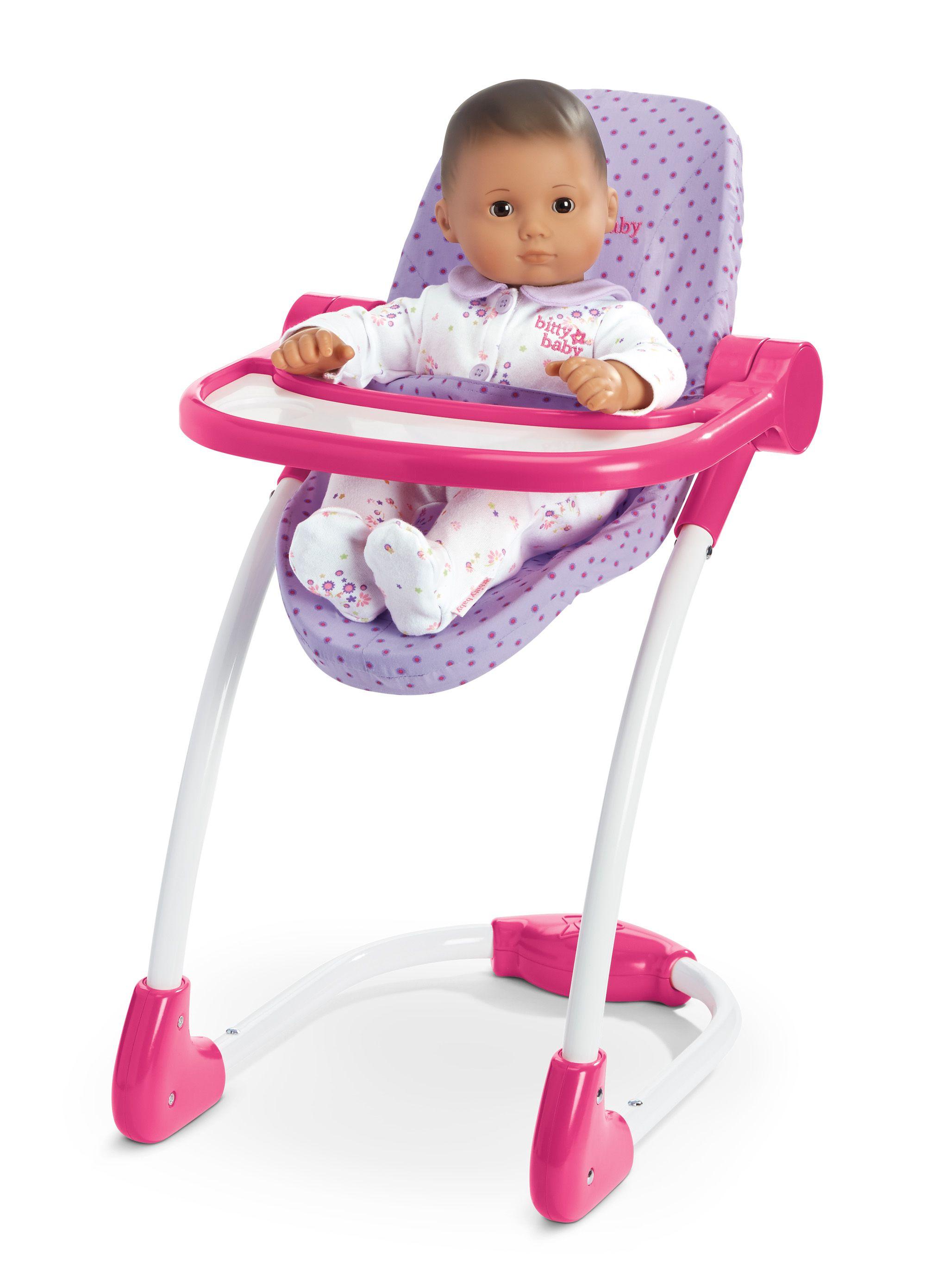 Bitty S High Chair Bitty Baby American Girl Bitty Baby Baby