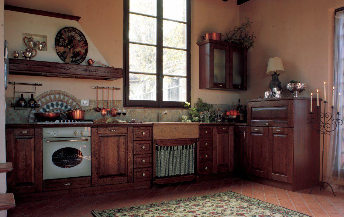 Awesome Cappa Per Cucina Rustica Contemporary - Home Interior ...