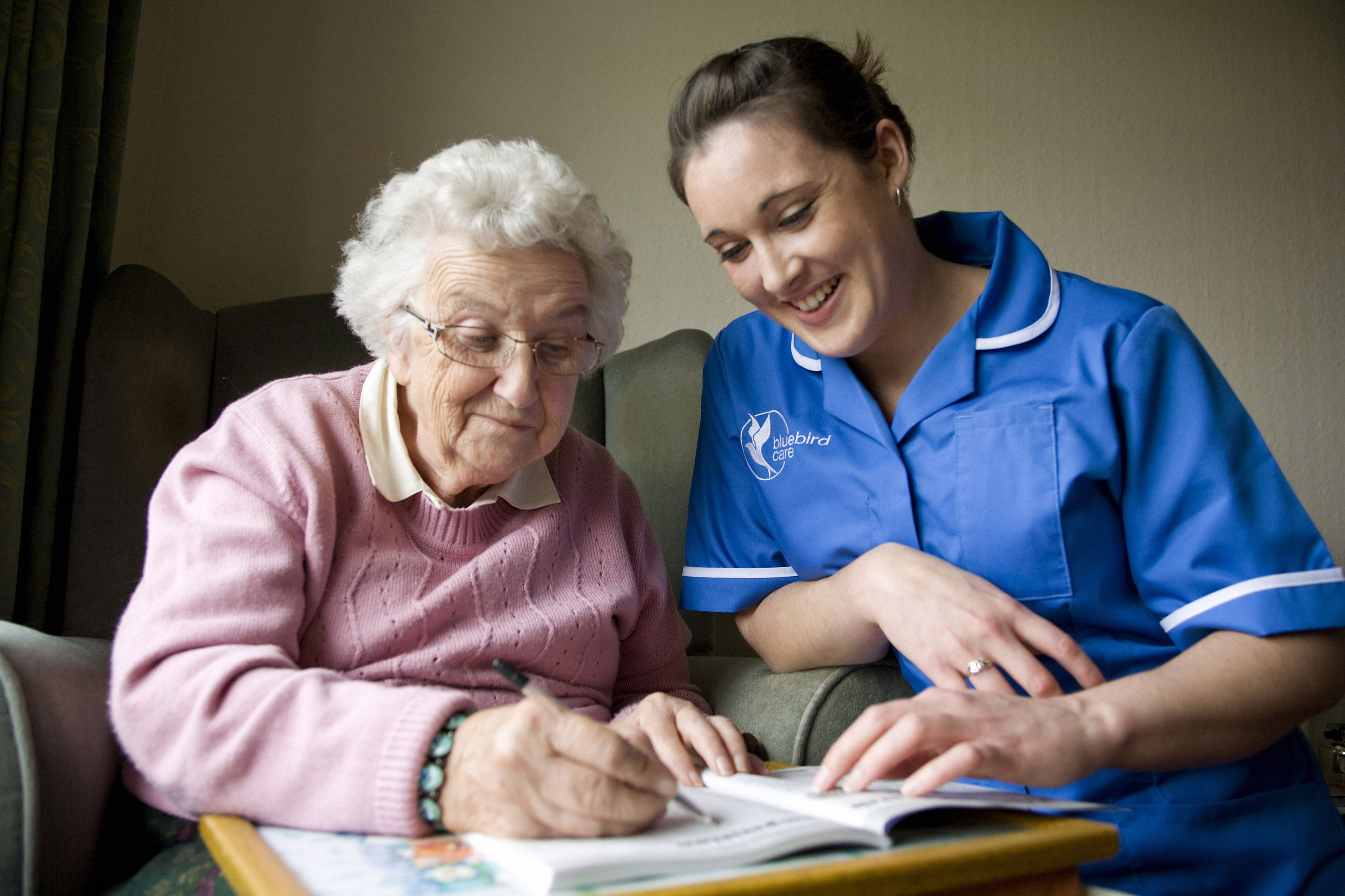 We provide homecare for adults of all ages and abilities