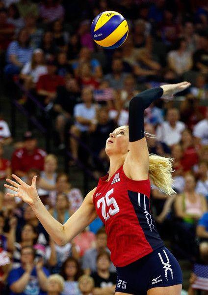Karsta Lowe Usa Volleyball Volleyball Grand Prix