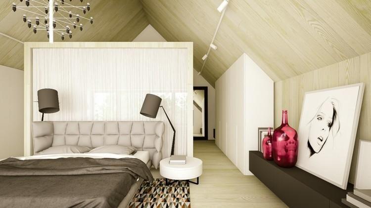 #Interior Design Haus 2018 Kreativität Und Farbkontrast, 50 Elegante Ideen.  #Scandinavian #
