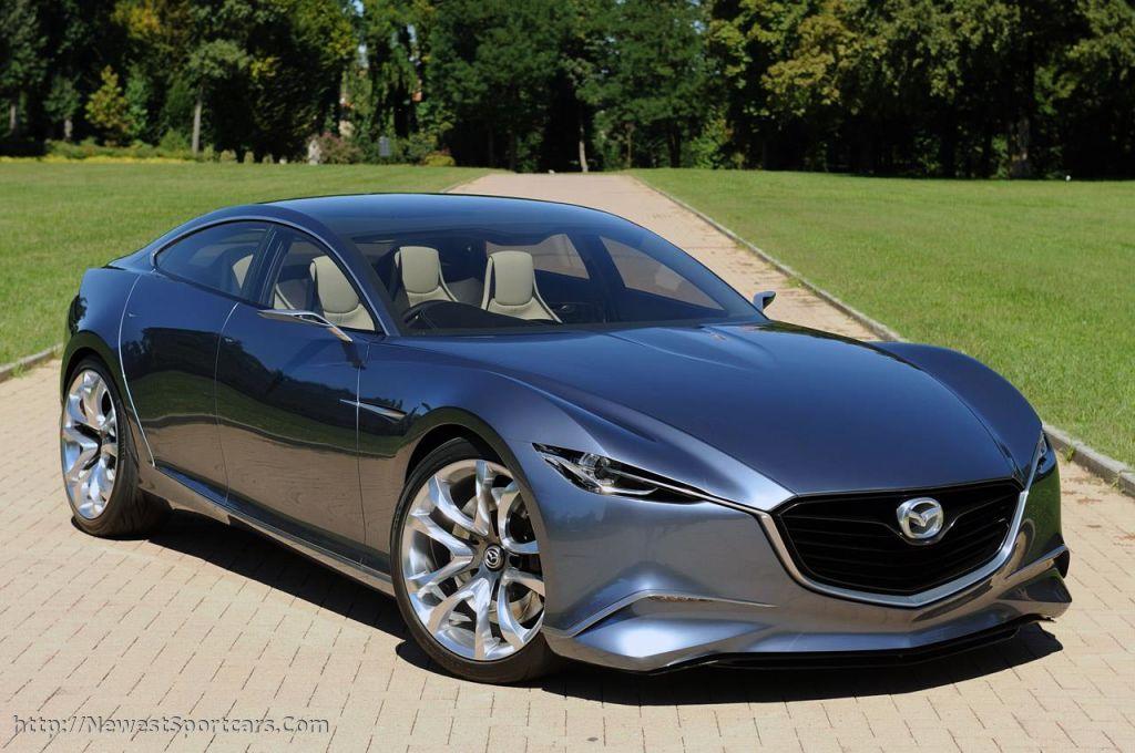 2017 Mazda 6 Redesign