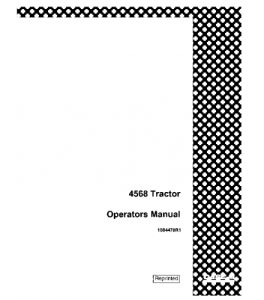 Best case ih 4568 tractor operators manual download (With