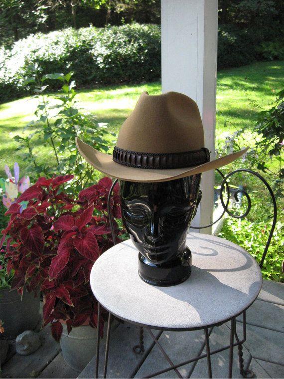 Stetson Hat   John B Stetson Company 4X Beaver   by vintagemb60 ... ae0b9a070f7