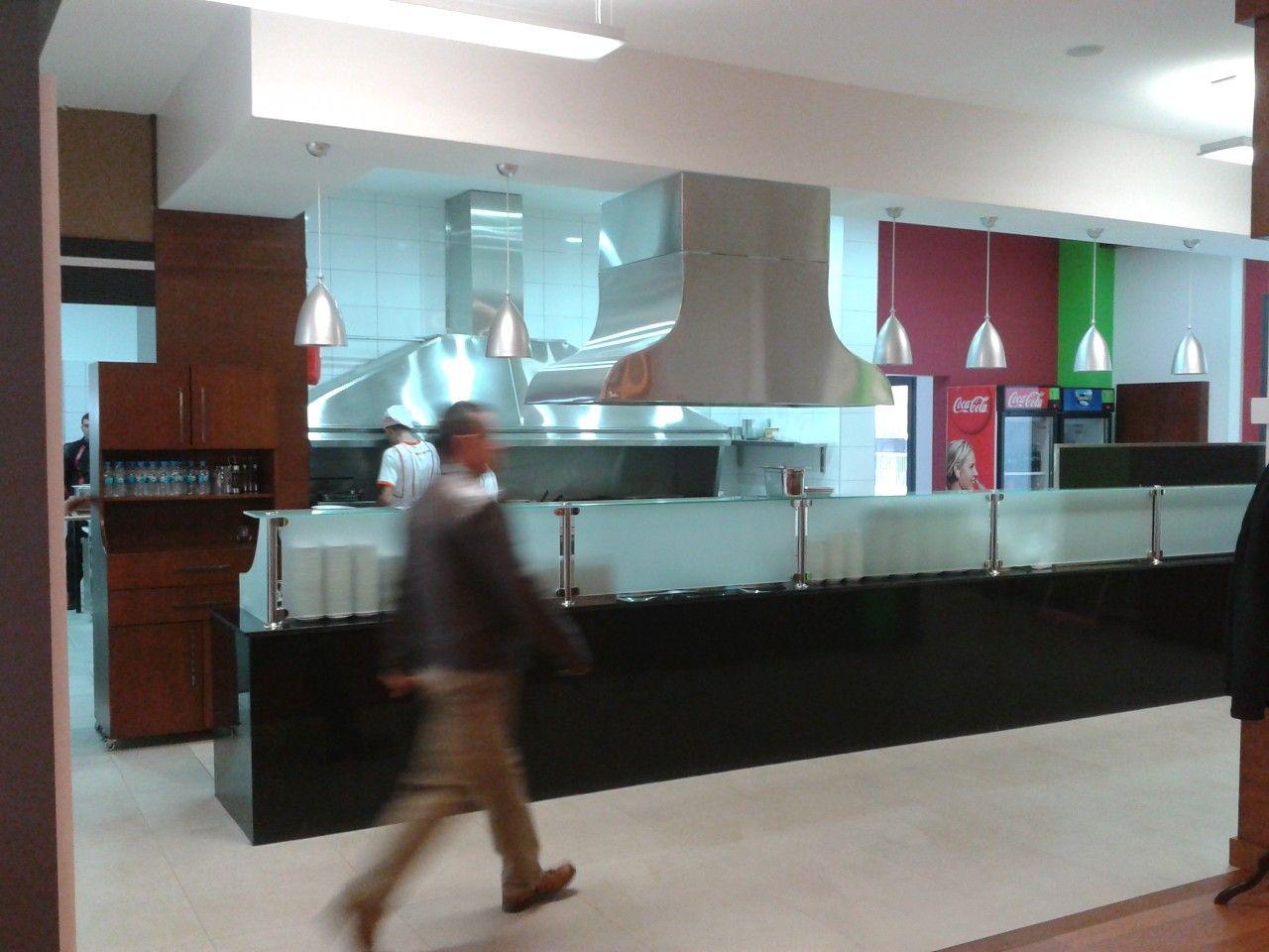 Restaurant kitchen design  ORA Restaurant Kitchen Design more info under markuswilsing