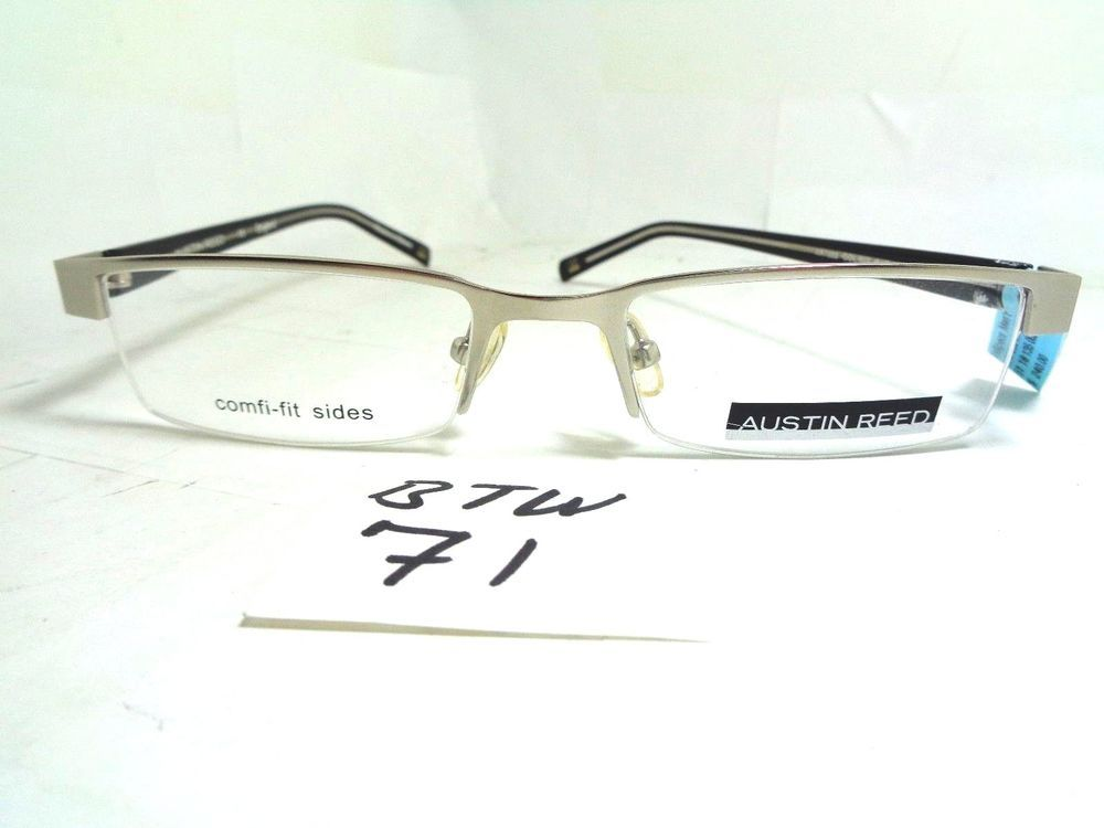 New Austin Reed Eyeglass Frame Ar7009 002 Half Ring England Btw 71 Designer Eyeglass Frames Eyeglasses Eye Glasses Frames