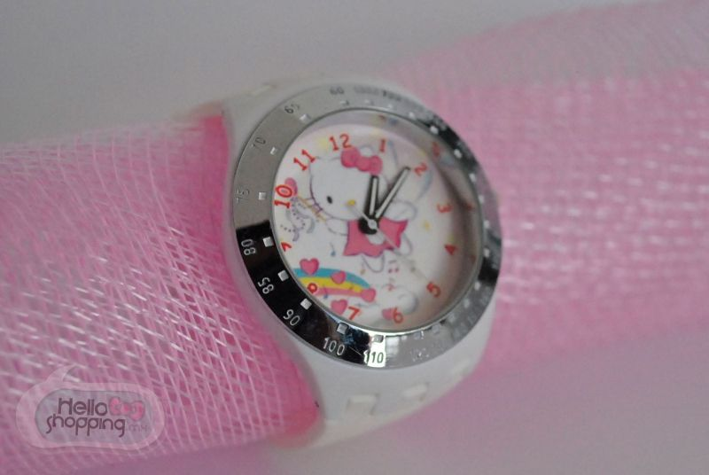 Hello Kitty Reloj Blanco $290.00