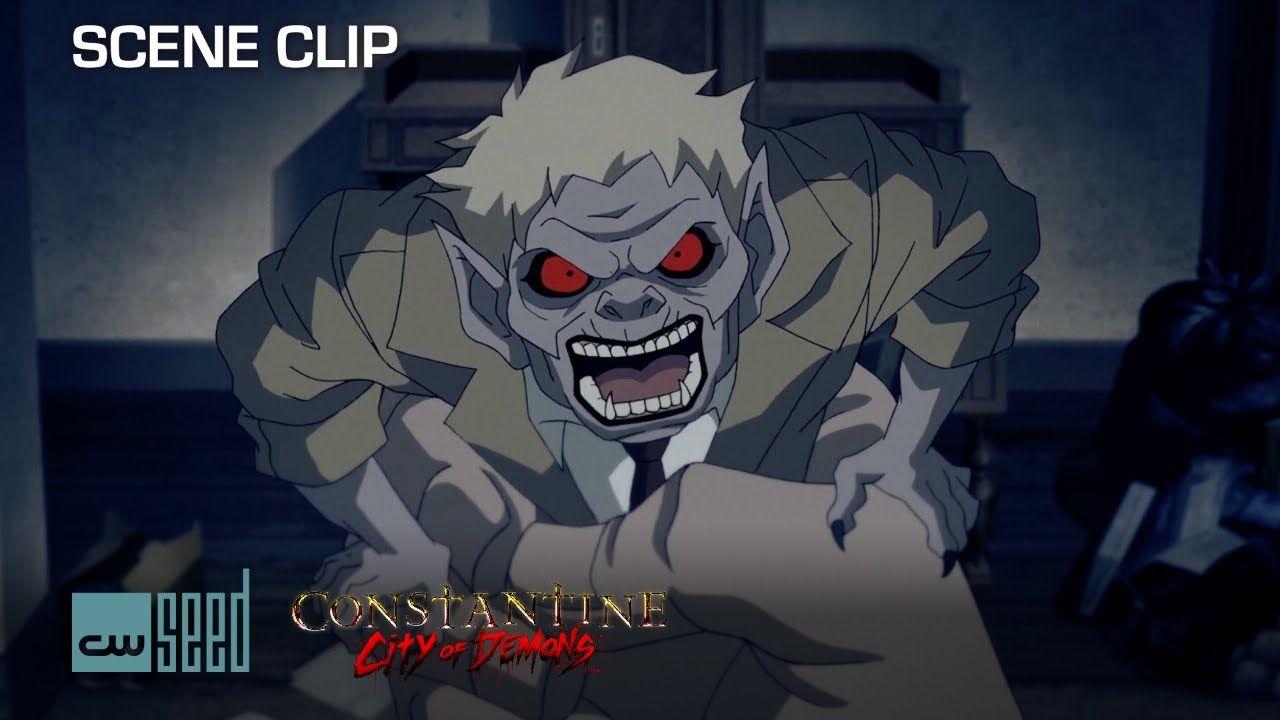 Constantine: City of Demons | John Meets His Inner Demons