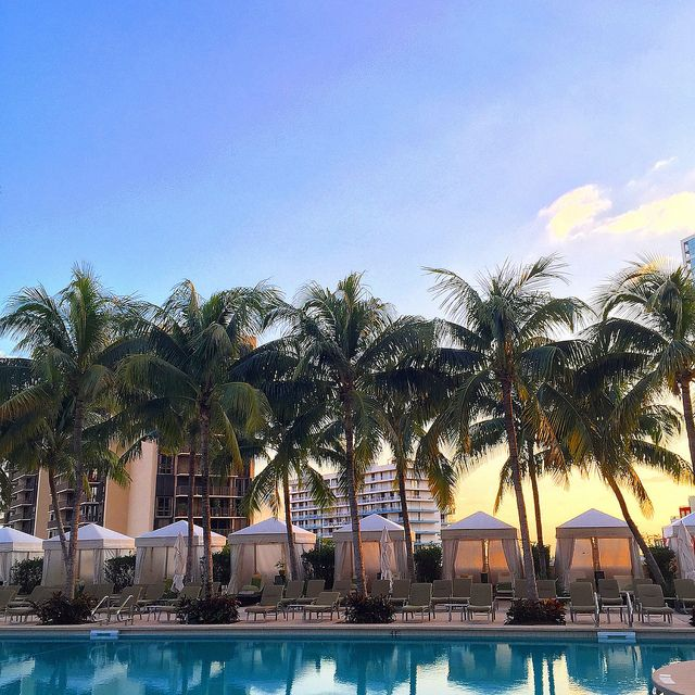 Welcome Travelingpanties: Four Seasons Miami Review: One of