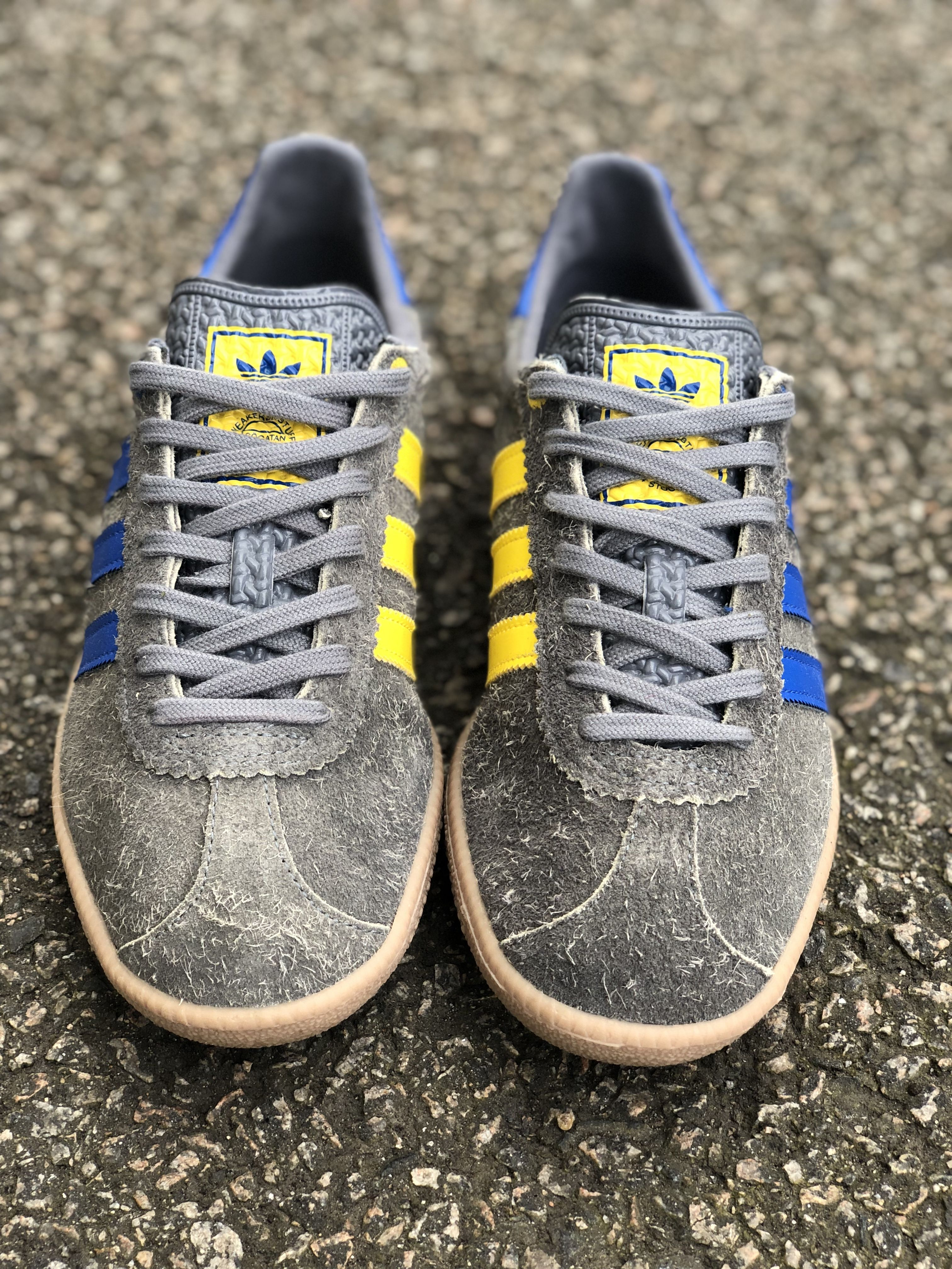 Adidas Stockholm in Herren Turnschuhe & Sneaker günstig