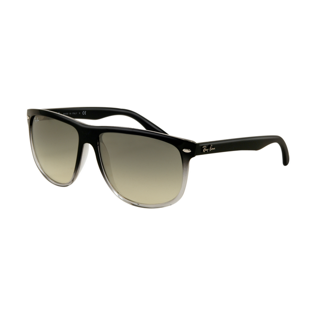 f7e6af68a09 Ray Ban RB4147 Sunglasses Black Frame Crystal Grey Gradient Lens on the  lookout for limited offer
