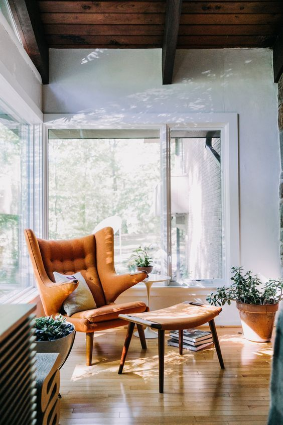 Hans Wegner Papa Bear Chair Home Decor Home Mid Century Modern House Bear decor for living room
