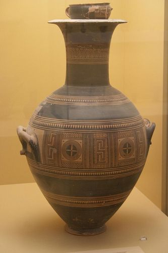 Ancient Agora: Greek Pottery