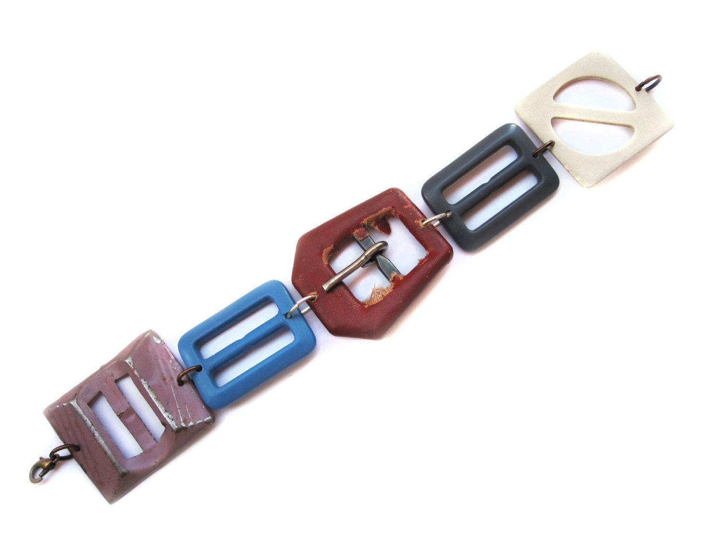 Belt Buckle as Jewelry