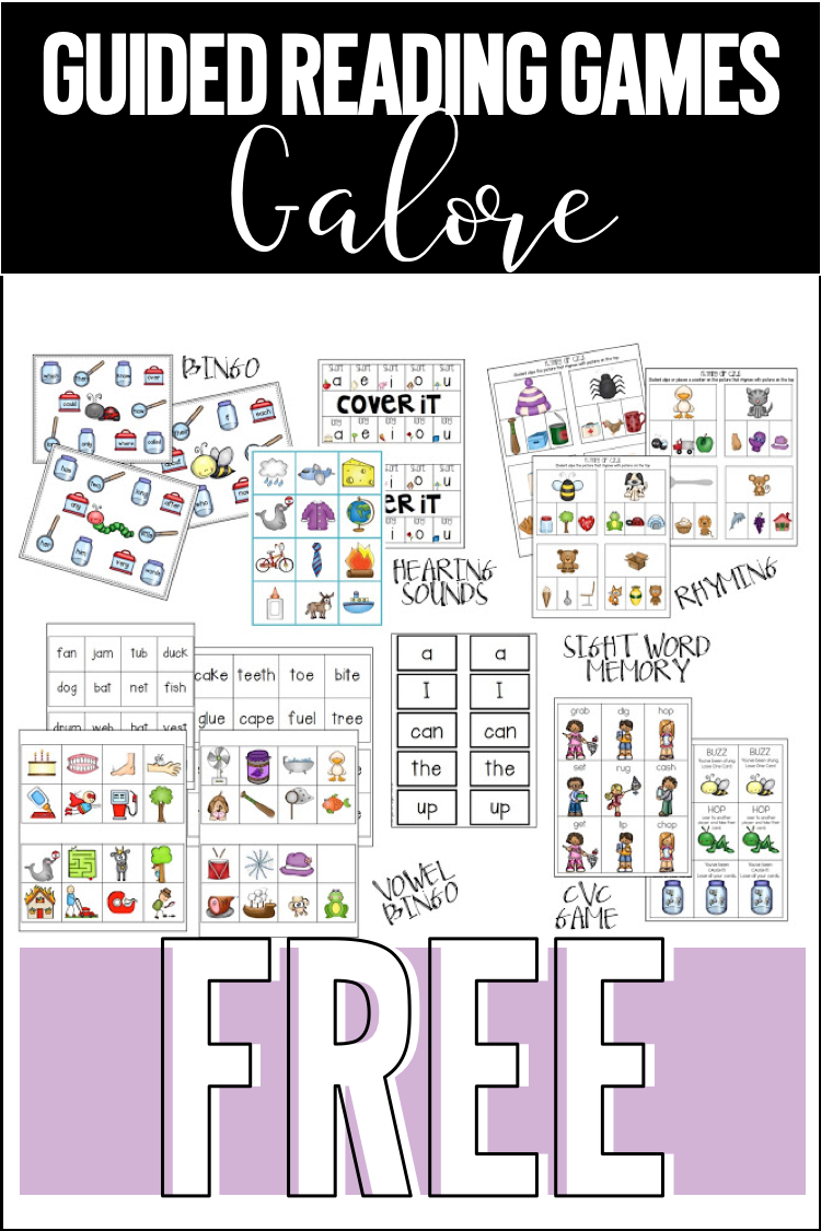 Reading Freebies! | Pinterest | Guided reading, Kindergarten and Group