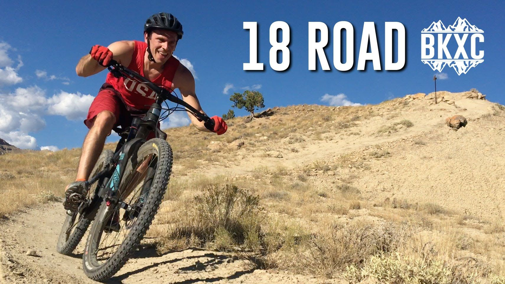 Mountain Biking The 18 Road Trails In Fruita Colorado Video Bike Trips Go Ride
