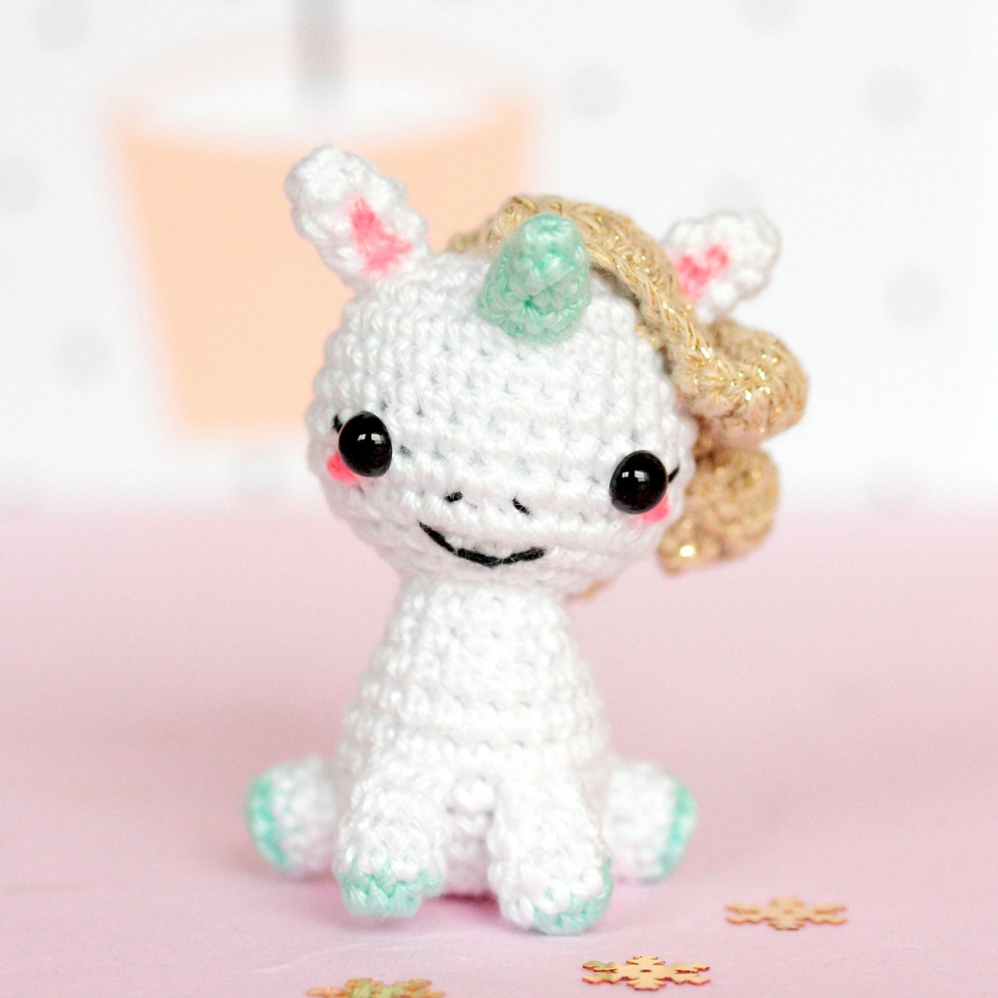 Adorable Unicorn Wallpaper | WALPAPERS | Pinterest