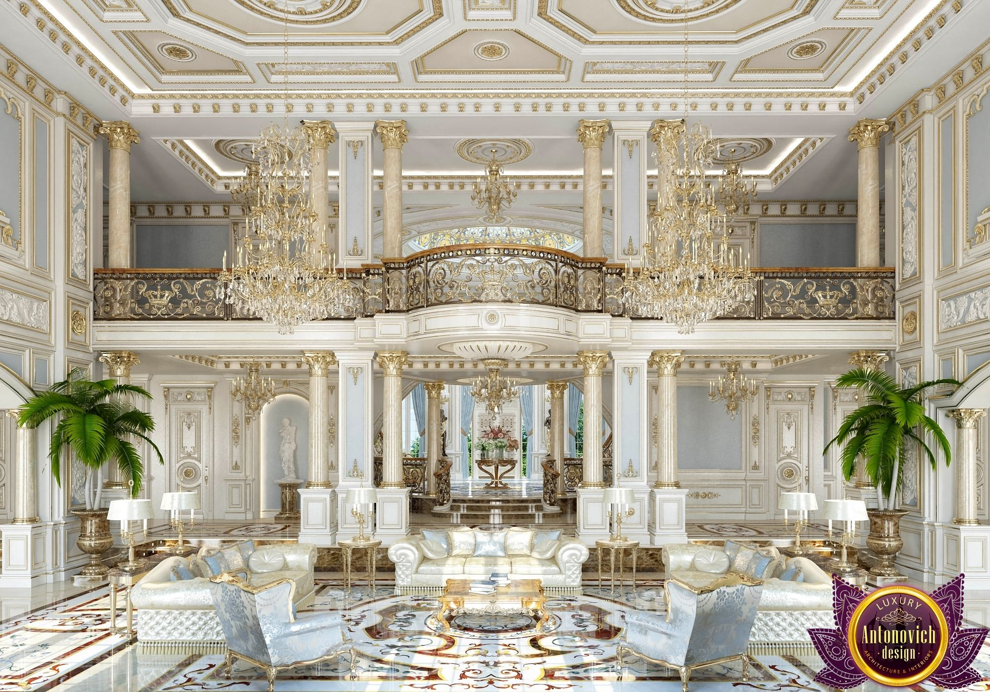 Royal Home Designs: When My Powerball Ticket Pays