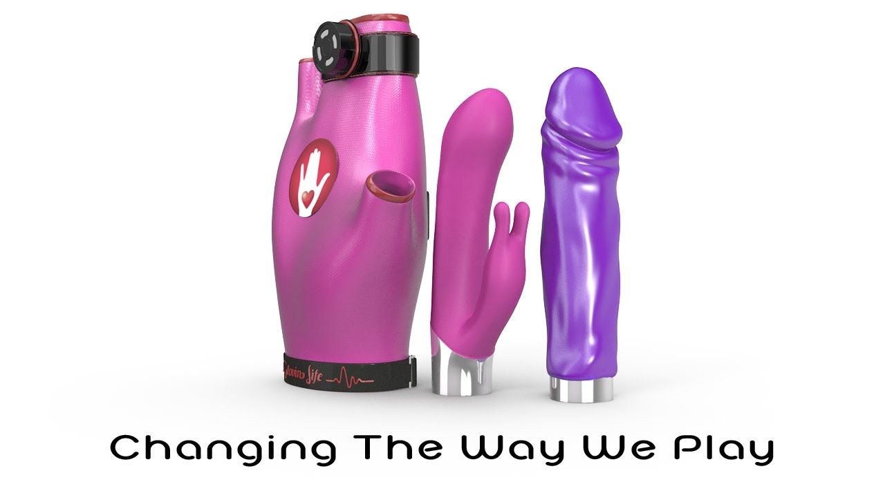 The Glov: Das Sex Toy für Frauen, direkt aus der Zukunft - http://www.dravenstales.ch/the-glov-das-sex-toy-fuer-frauen-direkt-aus-der-zukunft/