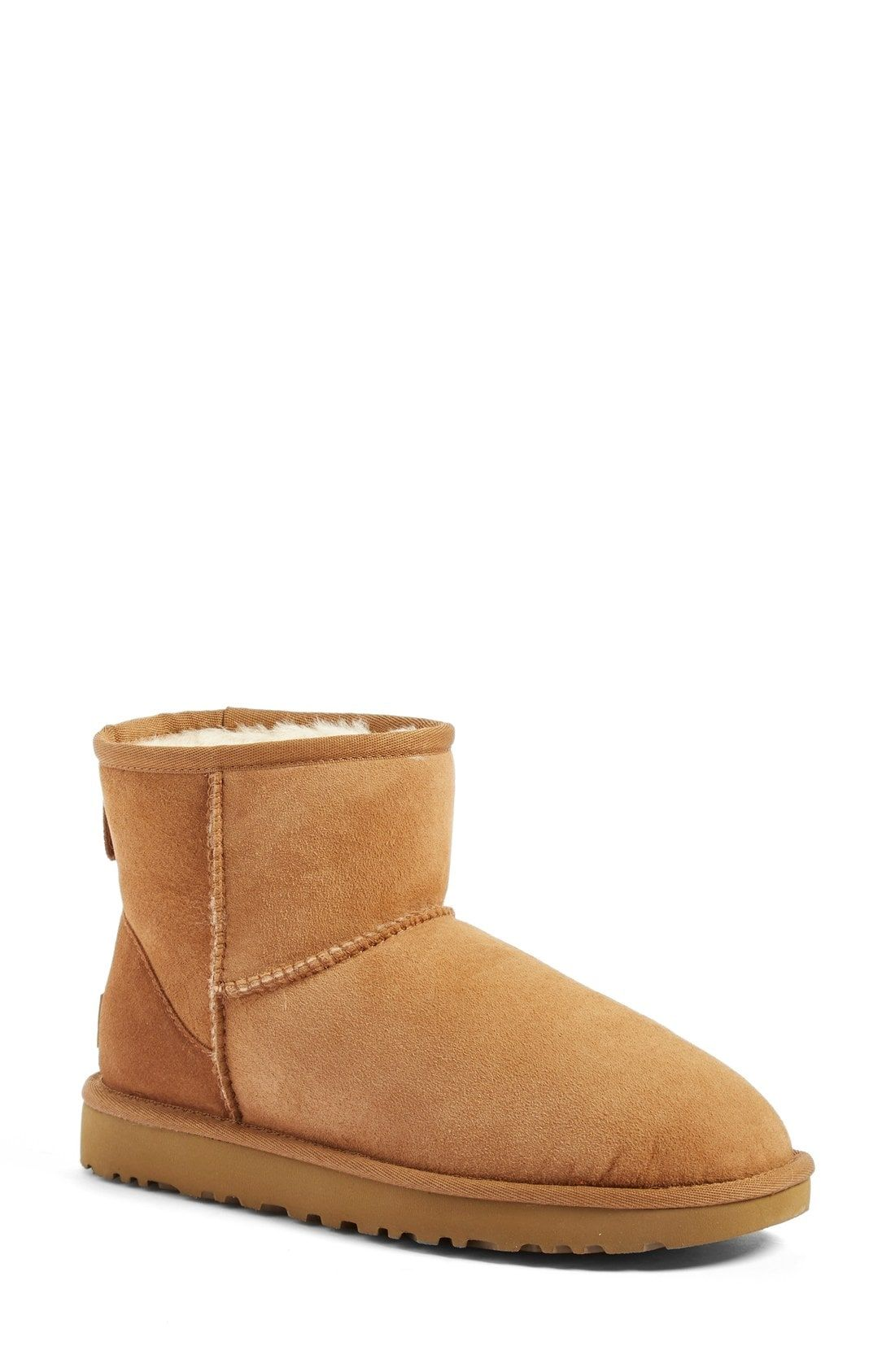 UGG® 'Classic Mini II' Genuine Shearling Lined Boot (Women
