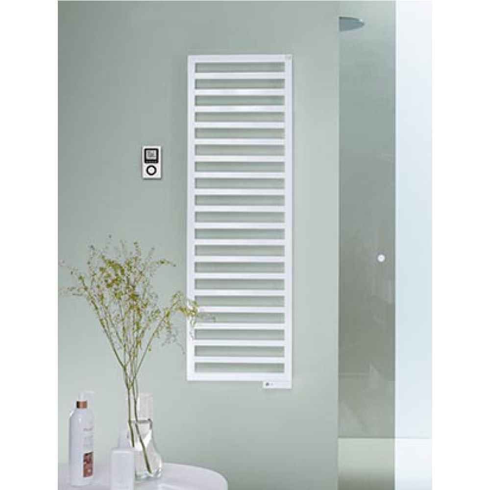 Zehnder Quaro Designradiator Elektrisch 1403x300mm 300w Wit In