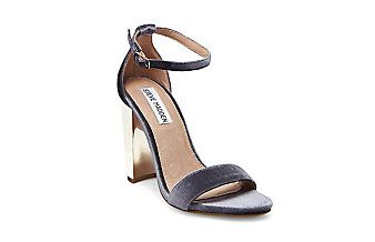 61069593a6c CARRSONV: STEVE MADDEN | Heels & Sandals | Sandals, Shoes, Velvet shoes