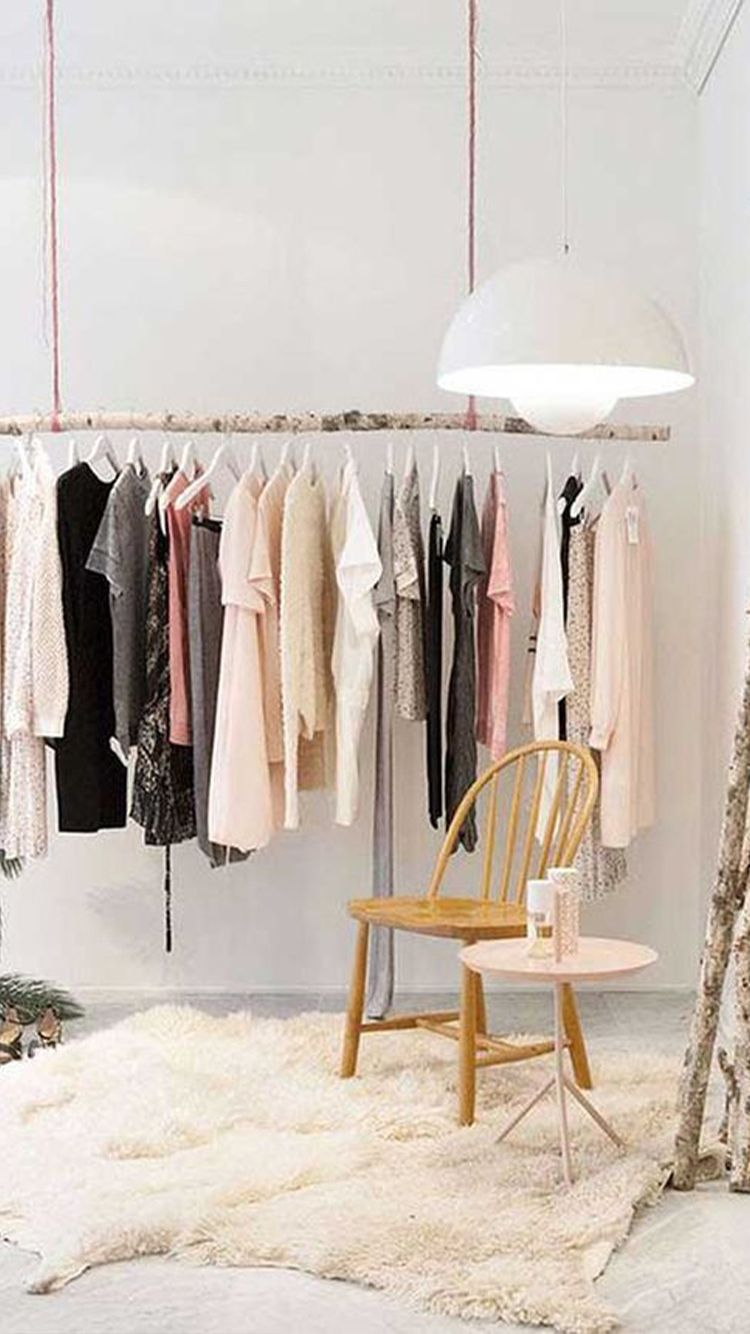 Open Closet Inspiration To Keep Your Wardrobe Super Organized In