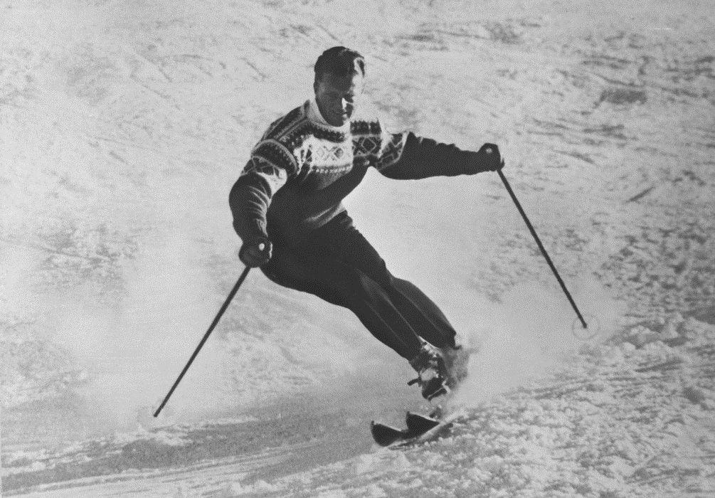 Skiing Legend Stein Eriksen Dies at 88 - The Olympic gold medalist was best known as a Utah ski celebrity. http://adventure-journal.com/2015/12/skiing-legend-stein-eriksen-dies-at-88/