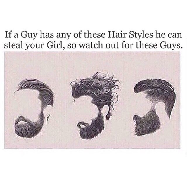 If A Guy Has Any Of These Hair Styles He Can Steal Your Girl So - Hairstyle steal your girl