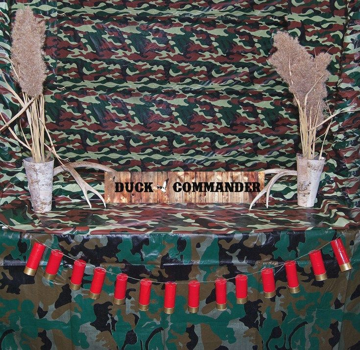 Hunting Party Themed Birthday Birthday party themes Themed