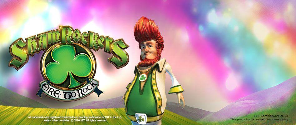Spiele Shamrockers Eire To Rock - Video Slots Online