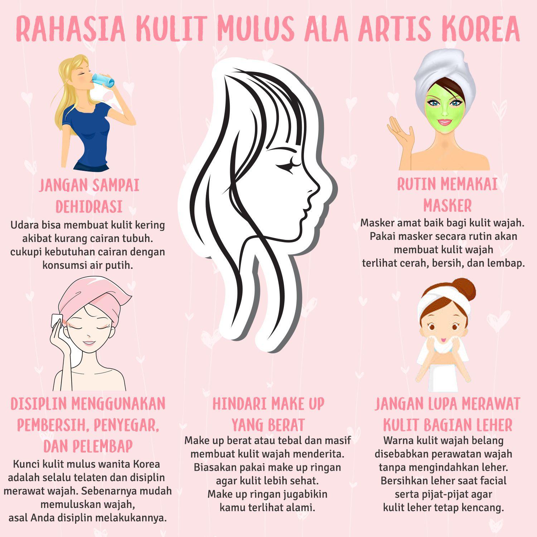 Wanita Mana Yang Tidak Ingin Kulitnya Mulus Dan Cantik Seperti Artis Korea Tentu Kamu Salah Satunya Ternyata Tidak Sulit Memilik Kecantikan Kulit Mulus Kulit