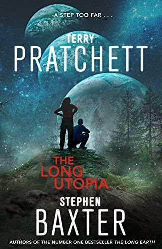The Long Utopia: (The Long Earth 4) by Terry Pratchett http://www.amazon.co.uk/dp/0857521764/ref=cm_sw_r_pi_dp_hwAavb073JC85