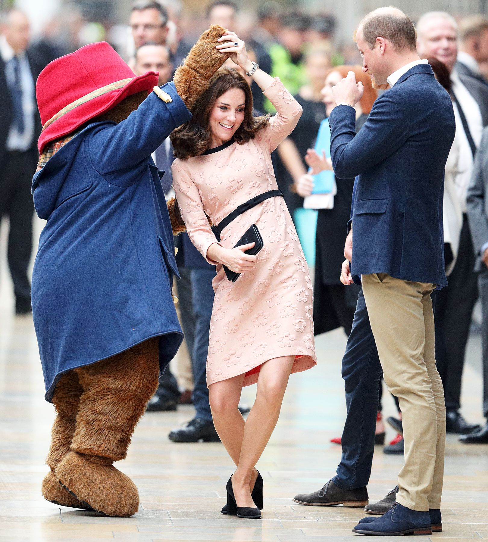 How Duchess Kate And Prince William Are Preparing For Baby