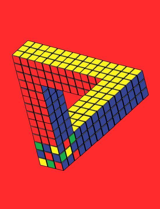 Cubo confuso Por :Fernando Padilla Farfán