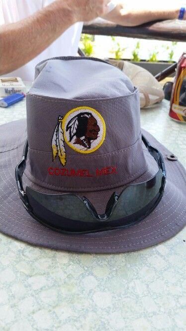 Redskins hat