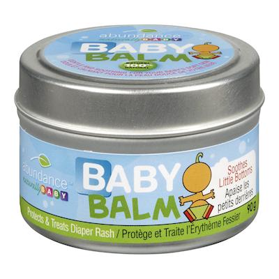 Abundance Naturally Baby Balm 90 g Baby balm, The balm