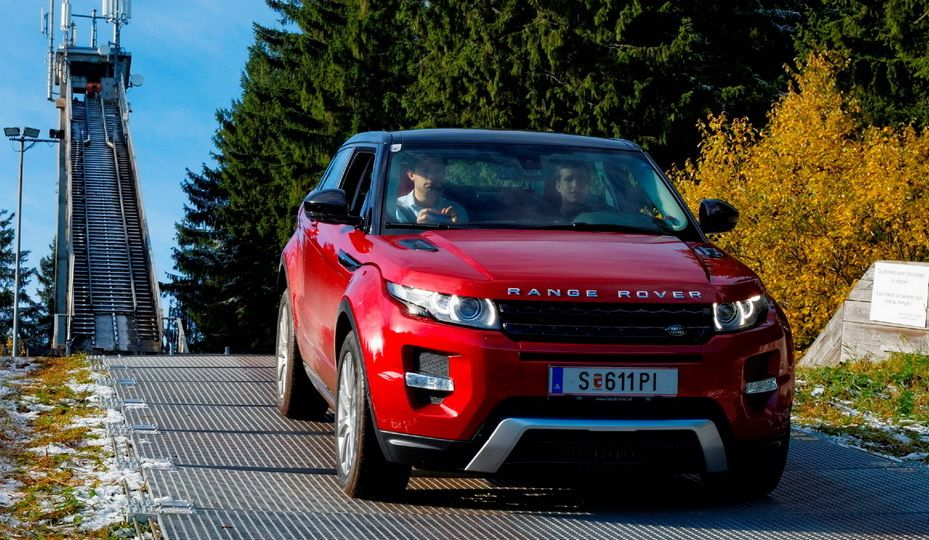 New Range Rover Evoque 2014 Sudah Bisa Dipesan http