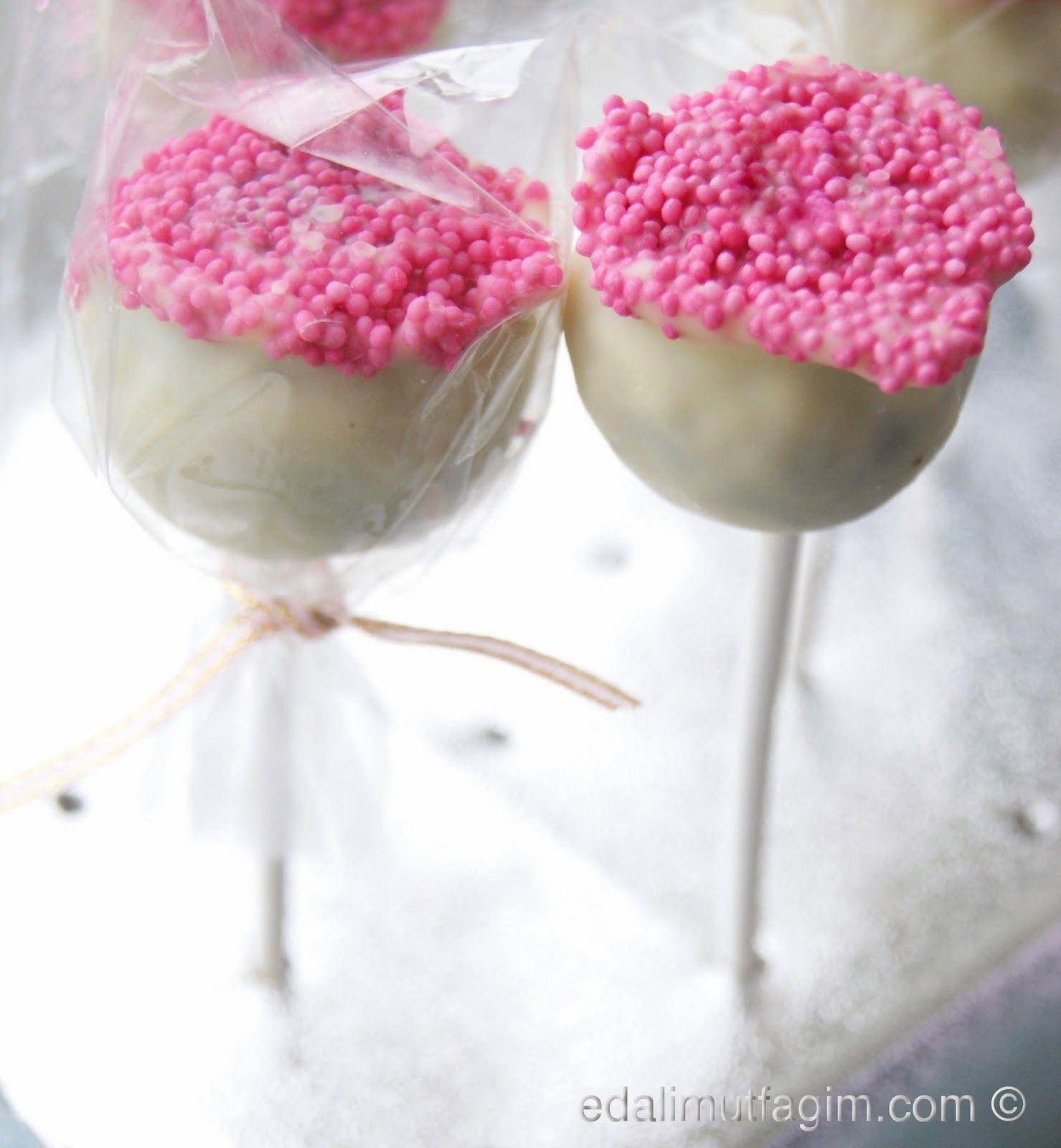 Pop Kek – Cake Pop