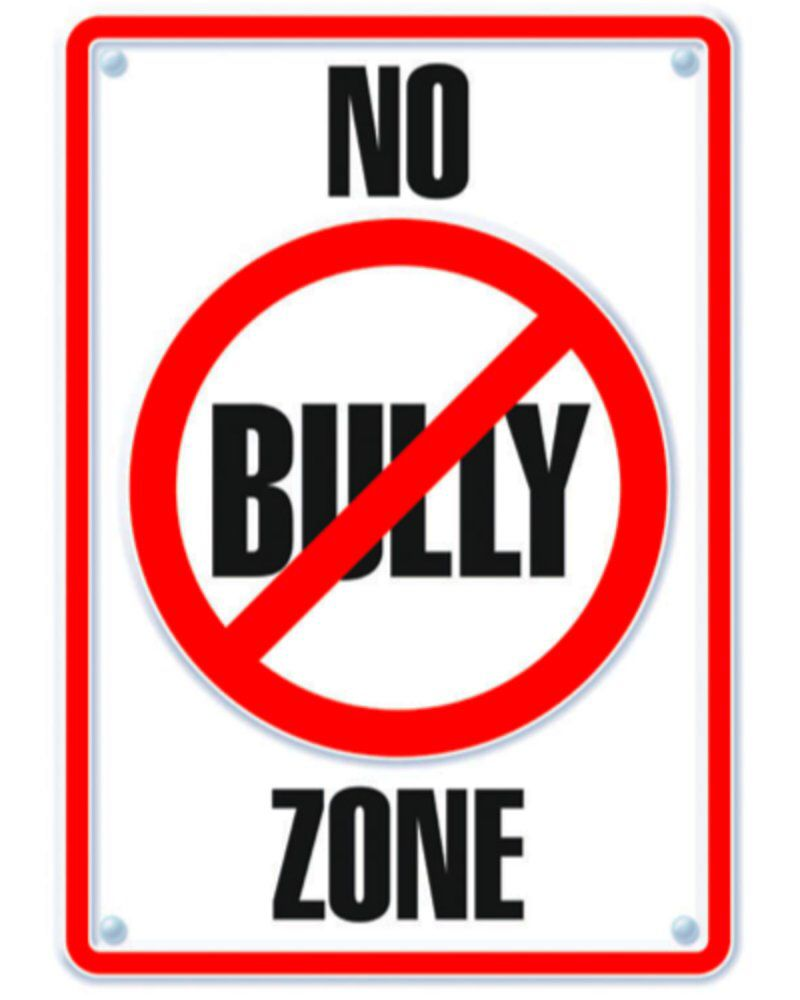 Never Bully Someone Bullying Is Not Cool No Bullying