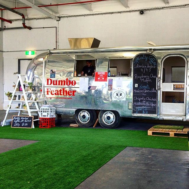 Such A Great Concept Loving The Coffee And Food Truck